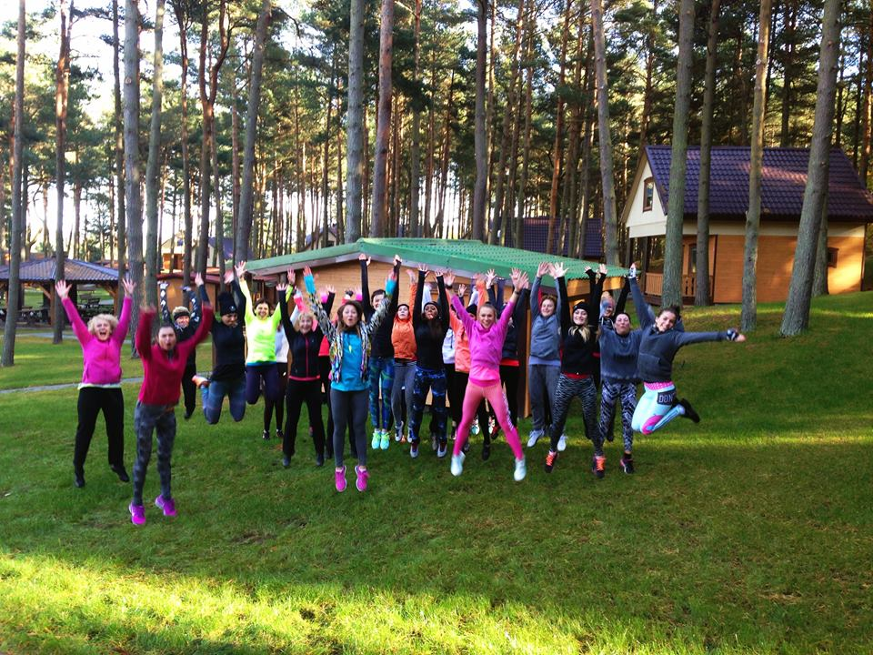 Fit Fabric Camp